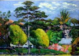 A-105 Paul Gauguin - Krajina