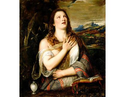 Tizian - Kajícná Magdaléna