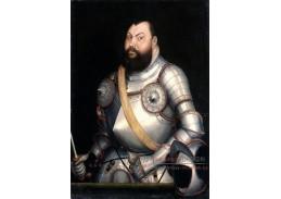 Krásné obrazy II-349 Lucas Cranach - Kurfiřt Johann Friedrich der Grosmütige von Sachsen