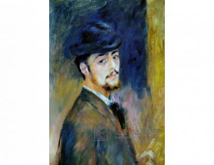 VR14-132 Pierre-Auguste Renoir - Autoportrét