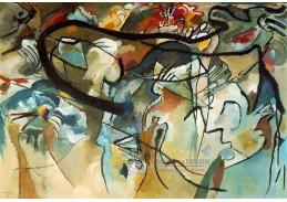 Obraz Vasilij Kandinskij VVK 1