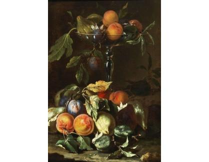DDSO-3 Abraham Brueghel - Zátiší s ovocem