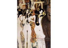 D-9098 Gustav Klimt - Gorgons a Typhoeus