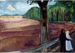 SO XVI-500 Edvard Munch - Léto