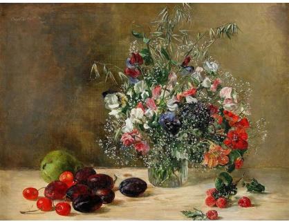 KO III-308 Neznámý autor - Zátiší s květinami