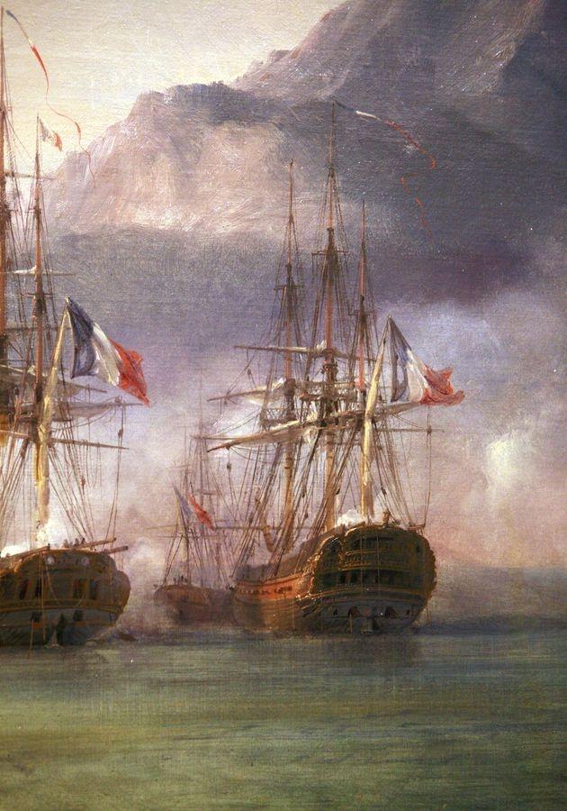 VL108 Pierre-Julien Gilbert - Bitva o Granf Port