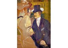 A-236 Henri Toulose-Lautrec - Angličan v Moulin Rouge