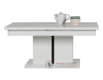 IRMA IM12, konferenční stolek rozkládací, bílá