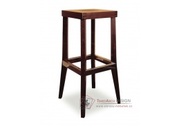 DANIEL 371048, barová židle, bukový masiv