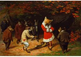 Slavné obrazy XI-94 William Holbrook - Jeho Veličenstvo
