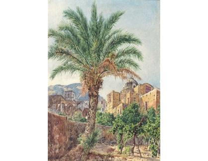 VALT 110 Rudolf von Alt - Katedrála na Capri