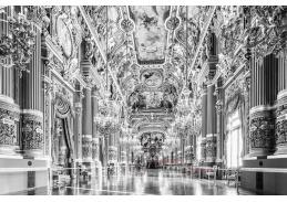 PALACE, skleněný obraz 120x80 cm