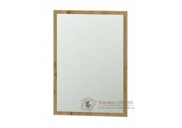 DUNDALK, nástěnné zrcadlo 50, dub artisan