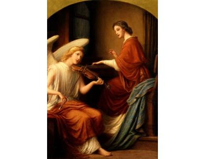 Krásné obrazy II-261 Jozsef Dragan - Cecilia