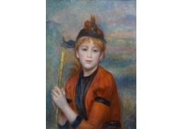 R14-102 Pierre-Auguste Renoir - Turistka