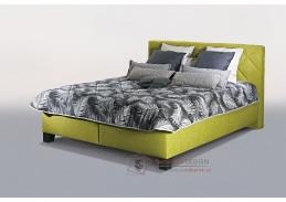 LIDO, čalouněná postel 160x200cm