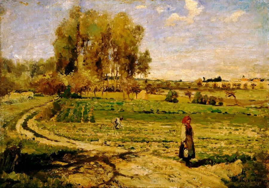 VCP-437 Camille Pissarro - Giverny