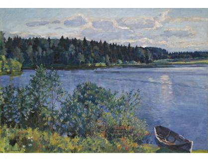 VR-467 Sergej Arsenevič Vinogradov - Jezero