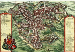 Obraz mapa VM 103