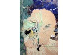 D-6348 Henri de Toulouse-Lautrec - Balet ze zákulisí