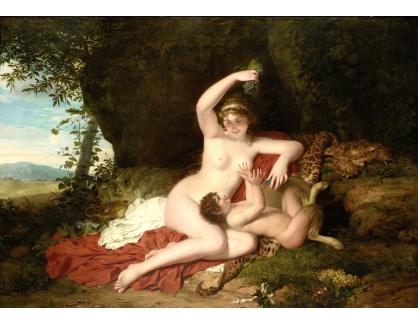 Krásné obrazy IV-95 Jean Francois Leonor Mérimée - Erigoné a Bacchus