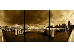 Obraz - Triptych 3D-1356