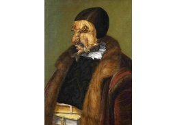Giuseppe Arcimboldo - Právník