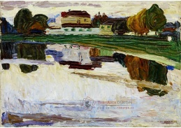 D-7680 Vasily Kandinsky - Nymphenburg