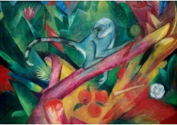 D-7202 Franz Marc - Opice