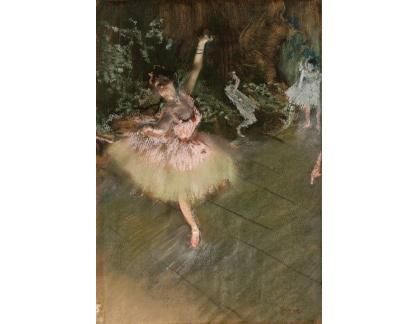 VR6-61 Edgar Degas - Hvězda