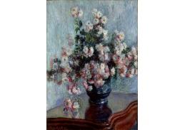 KO V-406 Claude Monet - Chryzantemy