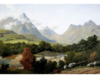 VANG239 John Knox - Soutěska Sannox