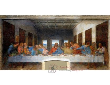 VR1-24 Leonardo da Vinci - Poslední večeře