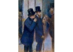 VR6-97 Edgar Degas - Na burze