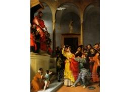 SO IV-16 Lorenzo Lotto - Svatá Lucie u soudu