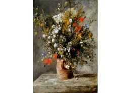 VR14-168 Pierre-Auguste Renoir - Zátiší s květinami