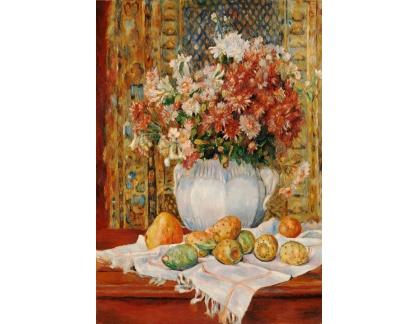 Krásné obrazy II-468 Neznámý autor - Květinové zátiší