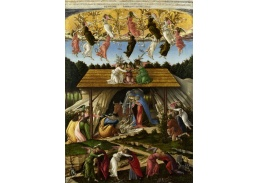 DDSO-3001 Sandro Botticelli - Mystické narození