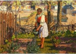 D-8461 Antoš Frolka - Mladá zahradnice