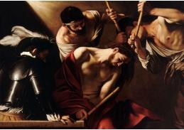 VCAR 15 Caravaggio - Nasazení trnové koruny