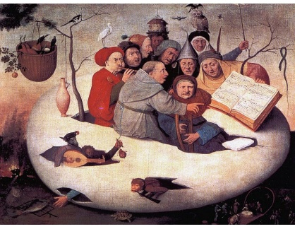 D-8949 Heronimus Bosch - Koncert ve vejci