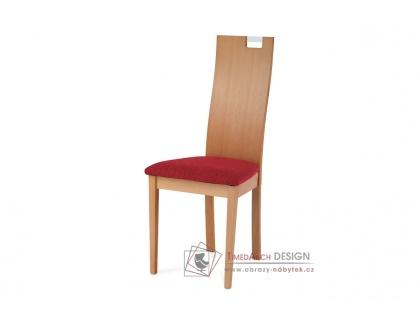 BC-22462 BUK3, jídelní židle, buk / výběr čalounění