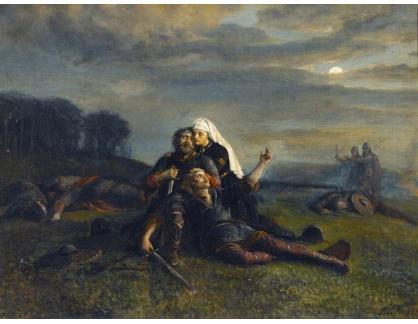 KO III-336 Peter-Nicolai Arbo - Po bitvě