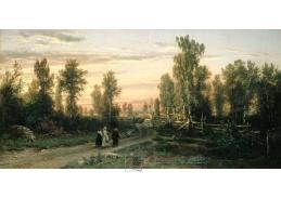 D-6391 Ivan Ivanovič Šiškin - V podvečer