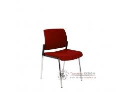 KENT PROKUR, konferenční židle čalouněná, výběr provedení