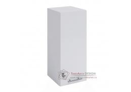 FABIANA, horní skříňka 1-dveřová W-30, bílá