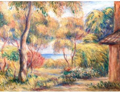 VR14-255 Pierre-Auguste Renoir - Krajina Cagnes
