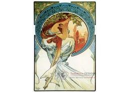 VAM102 Alfons Mucha - Poetry