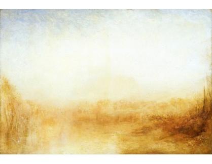 Joseph Mallord William Turner - Krajinomalba