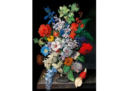 D-9223 Sebastian Wegmayr - Velká kytice květin